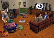 The Sims 2 University Screenshot 26