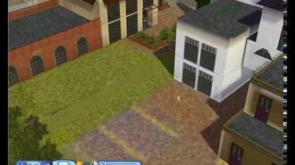 """""""Haunting"""" Other Houses in The Sims 3 (with Clement Riffin) (Sims 3 Hidden Camera)"""