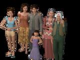 Familia Bannister
