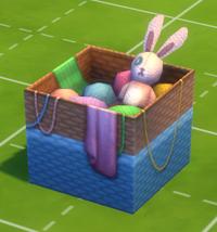 Beginner's Yarn Basket