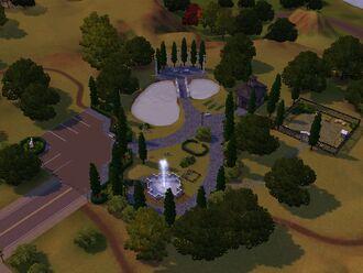 Cementerio de appaloosa plains