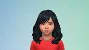 Kimber Jeong-Lewis Child