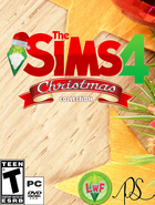 TS4 Christmas Collection Cover - English Version (Fanon)