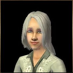 Florence Hasseck Sims 2