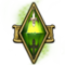 Icône Les Sims Médiéval