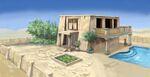 Les Sims 3 Destination Aventure Concept art 8