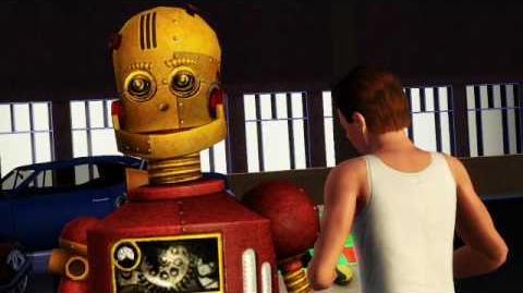 Los Sims 3 Triunfadores - Ironman - ¿Dónde están todos los superhéroes?