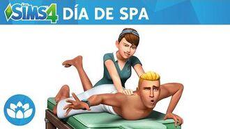 Los Sims 4 Día de Spa tráiler oficial