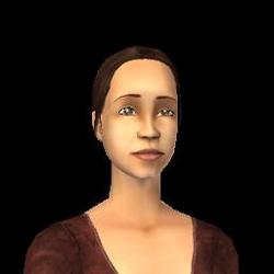 Reine Lethébain (Les Sims 2)