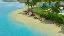 Sparkling Sands Beach