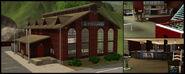 Varg's Tavern - The Sims 3 Supernatural