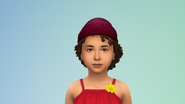 Veronica Villareal Child