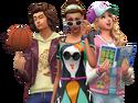 Les Sims 4 Vie Citadine Render 07