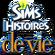 Logo Les Sims Histoires de vie