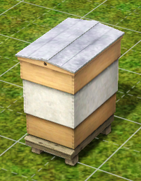 Mrs. Stingley's Beekeeping Box