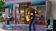 TS3 console guitarplaying