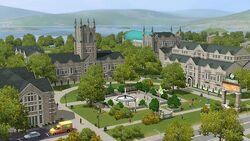 Université des Sims