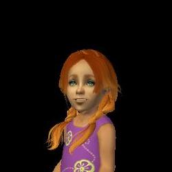 Sienna Lotario-Caliente (Toddler)