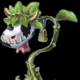 Boceto de la Planta Vaca