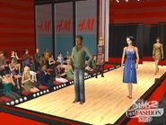 The Sims 2 H&M Fashion Stuff Screenshot 02