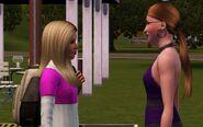 Eliza meets Holly
