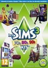 Les Sims 3: 70's, 80's, 90's
