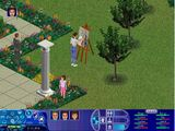 List of Sims used in promotional materials