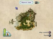 Les Sims 2 Naufragés carte1