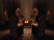 Bibliothèque gothique 07
