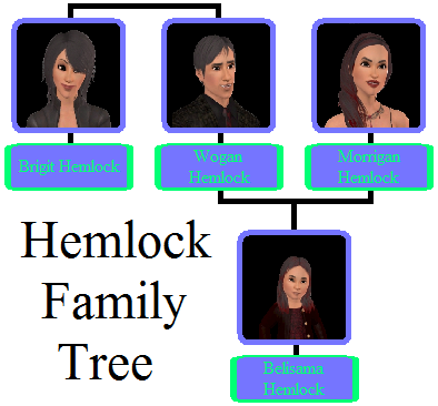 Hemlock Family Tree