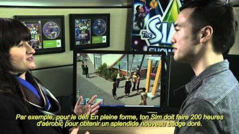Les Sims 3 Showtime - Les caractéristiques sociales!