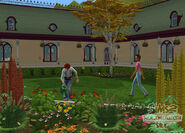 The Sims 2 Mansion & Garden Stuff Screenshot 08
