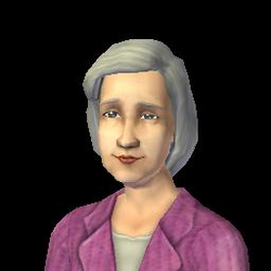 Tiffany Burb (The Sims 2)