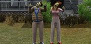 Zombie (Les Sims 3)