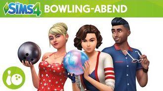 Die Sims 4 Bowling-Abend-Accessoires Offizieller Trailer