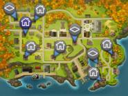 Port Abrel Map
