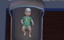 TS4 Baby Boy