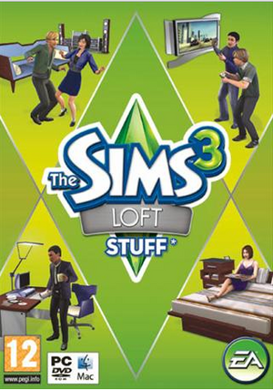 The Sims 3 Loft
