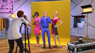 The Sims 4 Moschino Stuff Screenshot 03
