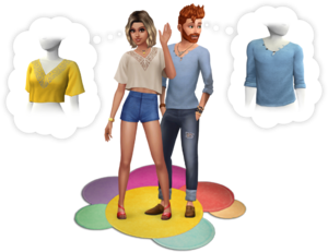 Les Sims Mobile - Premiers joueurs