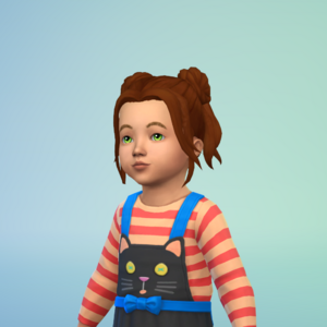Lily lincoln-croft toddler