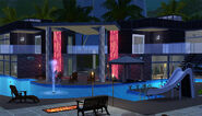 Luxury resort island paradise