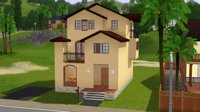 Lots and Houses bin/The Sims 3 | The Sims Wiki | FANDOM powered by ...