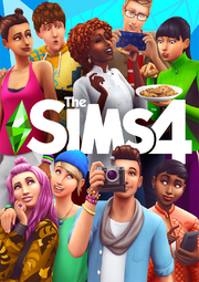 Sims 4 cover2