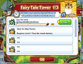 Sims Social - Medieval Week - Fairy Tale Tower 1 of 3