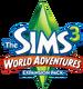 The Sims 3 World Adventures Logo