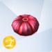Concha de Erizo Marino Roja