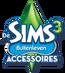 De Sims 3 Buitenleven Accessoires Logo