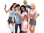 Les Sims 4 Vivre Ensemble Render 8