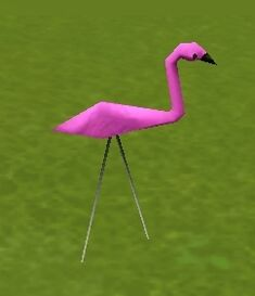 Shocking Pink Flamingo - 2nd Edition